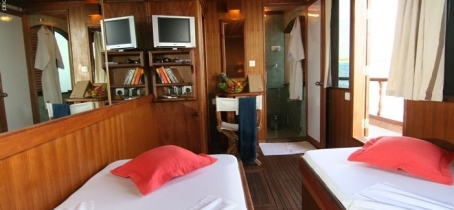 Style and comfort in the Maldives: Dhoni Stella cabins