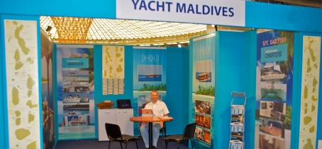 Travel agency specialized in Maldives yachts charter